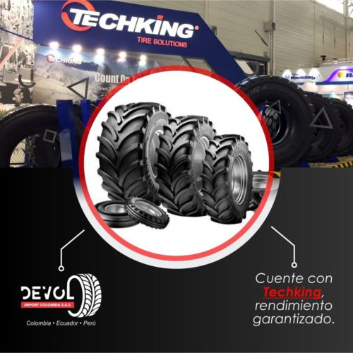 devol import techking medellin